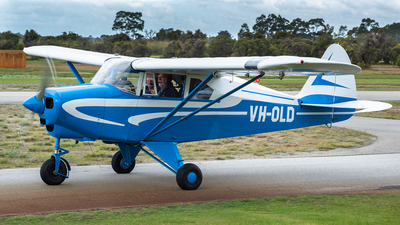 VH-OLD - Piper PA-22-150 Tri-Pacer - Private