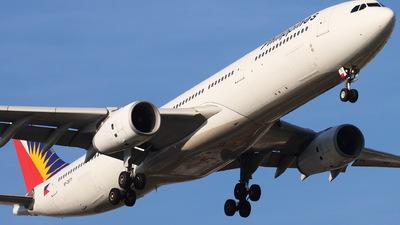 RP-C8771 - Airbus A330-343 - Philippine Airlines