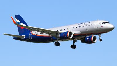 A picture of VPBFA - Airbus A320214 - Aeroflot - © Vitaly Revyakin