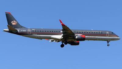 JY-EMA - Embraer 190-200LR - Royal Jordanian