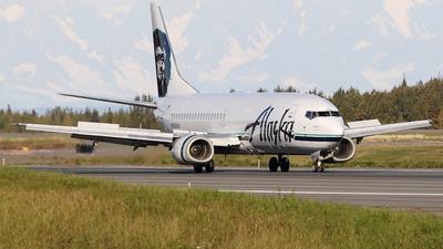N765AS - Boeing 737-4Q8 - Alaska Airlines