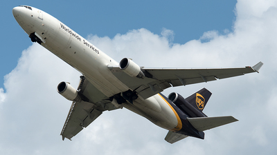 N285UP - McDonnell Douglas MD-11(F) - United Parcel Service (UPS)
