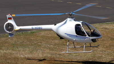 D-HOBO - Guimbal Cabri G2 - Private