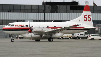C-FHKF - Convair CV-580 - Conair Aviation