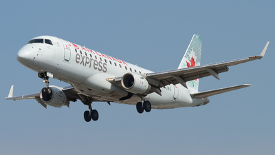 C-FJBO - Embraer 170-200SU - Air Canada Express (Sky Regional Airlines)
