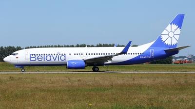 A picture of EW457PA - Boeing 7378ZM - Belavia - © André Klöckner
