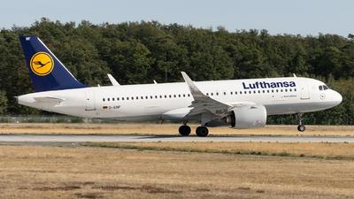 D-AINF - Airbus A320-271N - Lufthansa
