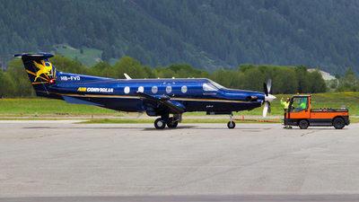 HB-FVD - Pilatus PC-12/47E - Air Corviglia