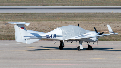 OE-FLU - Diamond DA-42 Twin Star - Flugsportzentrum Tirol