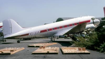 VT-AUM - Douglas C-47A Skytrain - Private