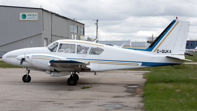 A picture of CGUKA - Piper PA23250 Aztec - [274051] - © Mike MacKinnon