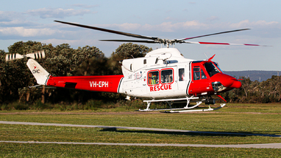 VH-EPH - Bell 412EP - CHC Helicopters Australia