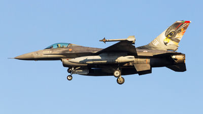 15103 - General Dynamics F-16AM Fighting Falcon - Portugal - Air Force