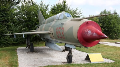24-24 - Mikoyan-Gurevich MiG-21bis Fishbed L - Germany - Air Force