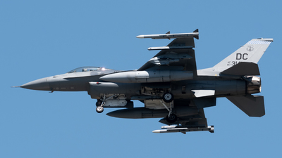 87-0314 - General Dynamics F-16C Fighting Falcon - United States - US Air Force (USAF)