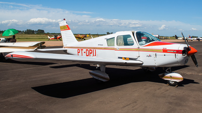 PT-DPU - Piper PA-28-140 Cherokee C - Private
