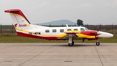 OK-MPM - Piper PA-42-720 Cheyenne IIIA - Time Aviation