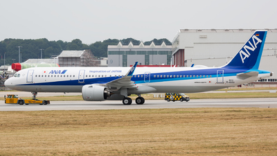 D-AVXI - Airbus A321-272N - All Nippon Airways (ANA)