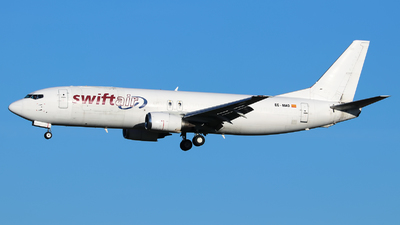 EC-MAD - Boeing 737-4Y0(SF) - Swiftair