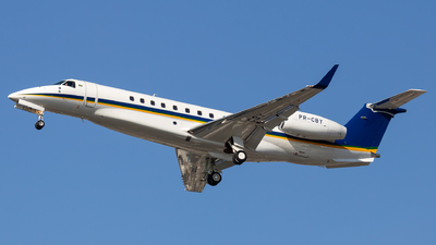 A picture of PRCBY - Embraer Legacy 600 - [14501187] - © fachetti_spotter