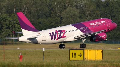HA-LPT - Airbus A320-232 - Wizz Air