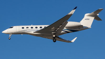 N4050 - Gulfstream G650ER - Private
