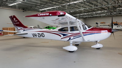 VH-ZHD - Cessna 182T Skylane - Major Blue Aviation