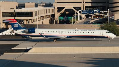 N899SK - Bombardier CRJ-900LR - US Airways Express (SkyWest Airlines)