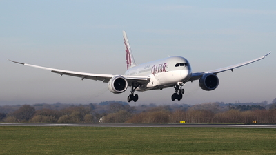 A7-BDC - Boeing 787-8 Dreamliner - Qatar Airways