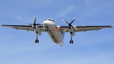 A picture of CGJSX - De Havilland Canada Dash 8100 - Voyageur Airways - © Yari Strban
