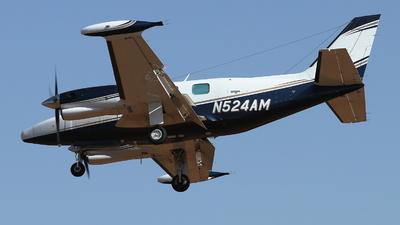 N524AM - Piper PA-31T Cheyenne II - Private