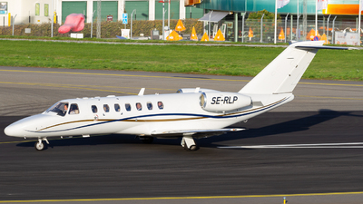 SE-RLP - Cessna 525B CitationJet 3 - Private