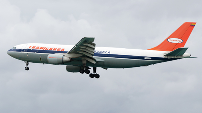 A picture of YV562T - Airbus A300B4203(F) -  - © Nito