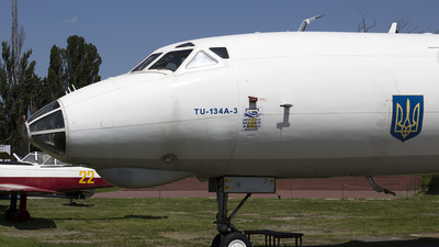 UR-65782 - Tupolev Tu-134A-3 - Ukraine - Government