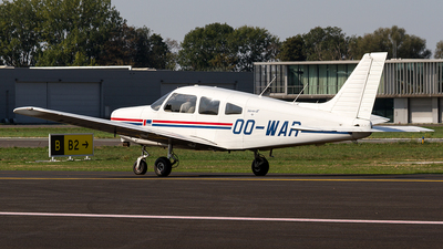 OO-WAR - Piper PA-28-161 Warrior III - Royal Antwerp Aviation Club