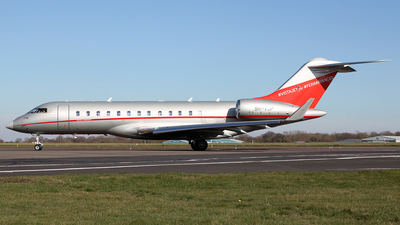 9H-VJP - Bombardier BD-700-1A10 Global 6000 - VistaJet