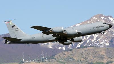 63-8027 - Boeing KC-135 Stratotanker - United States - US Air Force (USAF)