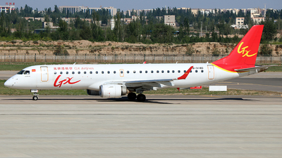 B-3180 - Embraer 190-100LR - GX Airlines