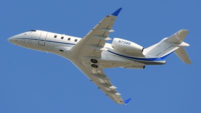 N738E - Bombardier BD-100-1A10 Challenger 300 - Private