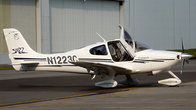 N1223C - Cirrus SR22 - Private