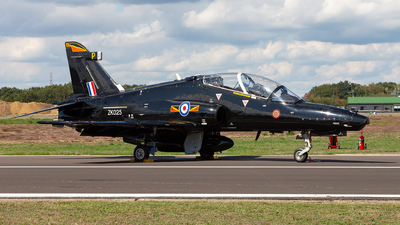 ZK025 - British Aerospace Hawk T.2 - United Kingdom - Royal Air Force (RAF)