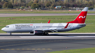 VQ-BDC - Boeing 737-8SH - Nordwind Airlines