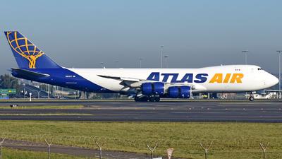 N856GT - Boeing 747-87UF - Atlas Air