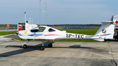 SP-TEC - Diamond DA-20-C1 Eclipse - Aero Club - Orlat Deblin