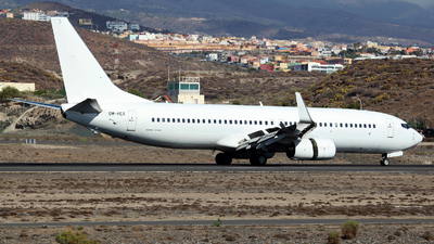 A picture of OMHEX - Boeing 73781Q - AirExplore - © J.M.Carballo