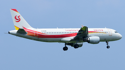 B-6338 - Airbus A320-214 - Longjiang Airlines