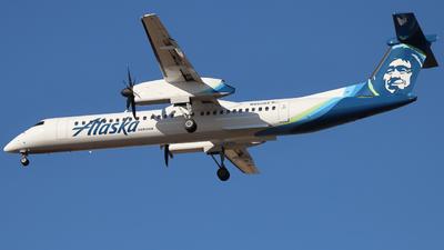 N452QX - Bombardier Dash 8-Q402 - Alaska Airlines (Horizon Air)