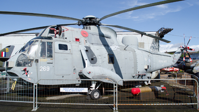 XV677 - Westland Sea King HAS.6 - United Kingdom - Royal Navy