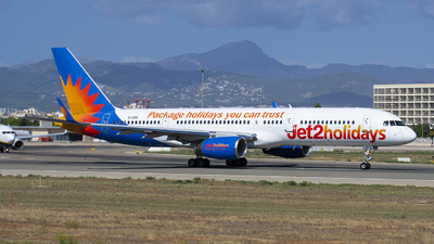 G-LSAC - Boeing 757-23A - Jet2.com