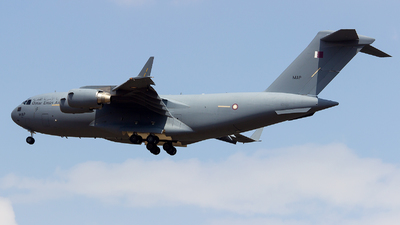 A7-MAP - Boeing C-17A Globemaster III - Qatar - Air Force